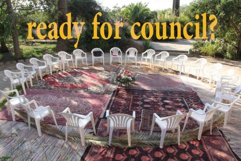 Council In Griechenland Mit Gigi Und Marlow